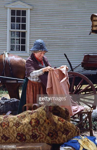 PRAIRIE Castoffs Episode 1 Aired Pictured Hermione Baddeley as Kezia Horn Photo by NBCU Photo Bank