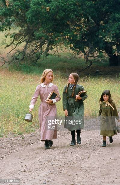 PRAIRIE Castoffs Episode 1 Aired Pictured Melissa Sue Anderson as Mary Ingalls Melissa Gilbert as Laura Ingalls Lindsay Sidney Greenbush as Carrie...