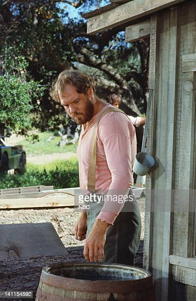 PRAIRIE Castoffs Episode 1 Aired Pictured Merlin Olsen as Jonathan Garvey Photo by NBCU Photo Bank