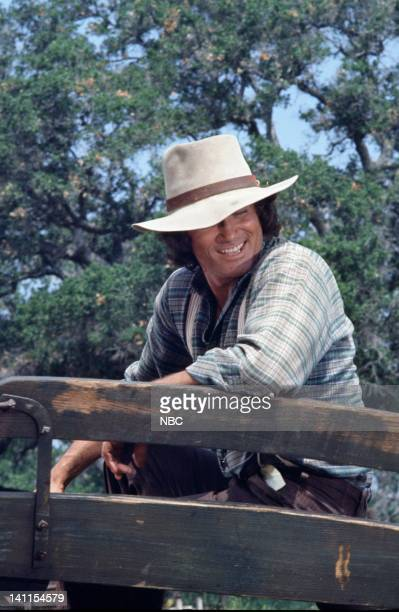 PRAIRIE Castoffs Episode 1 Aired Pictured Michael Landon as Charles Ingalls Photo by NBCU Photo Bank