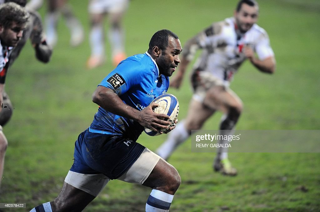 Castres Olympique v Harlequins - European Rugby Champions Cup