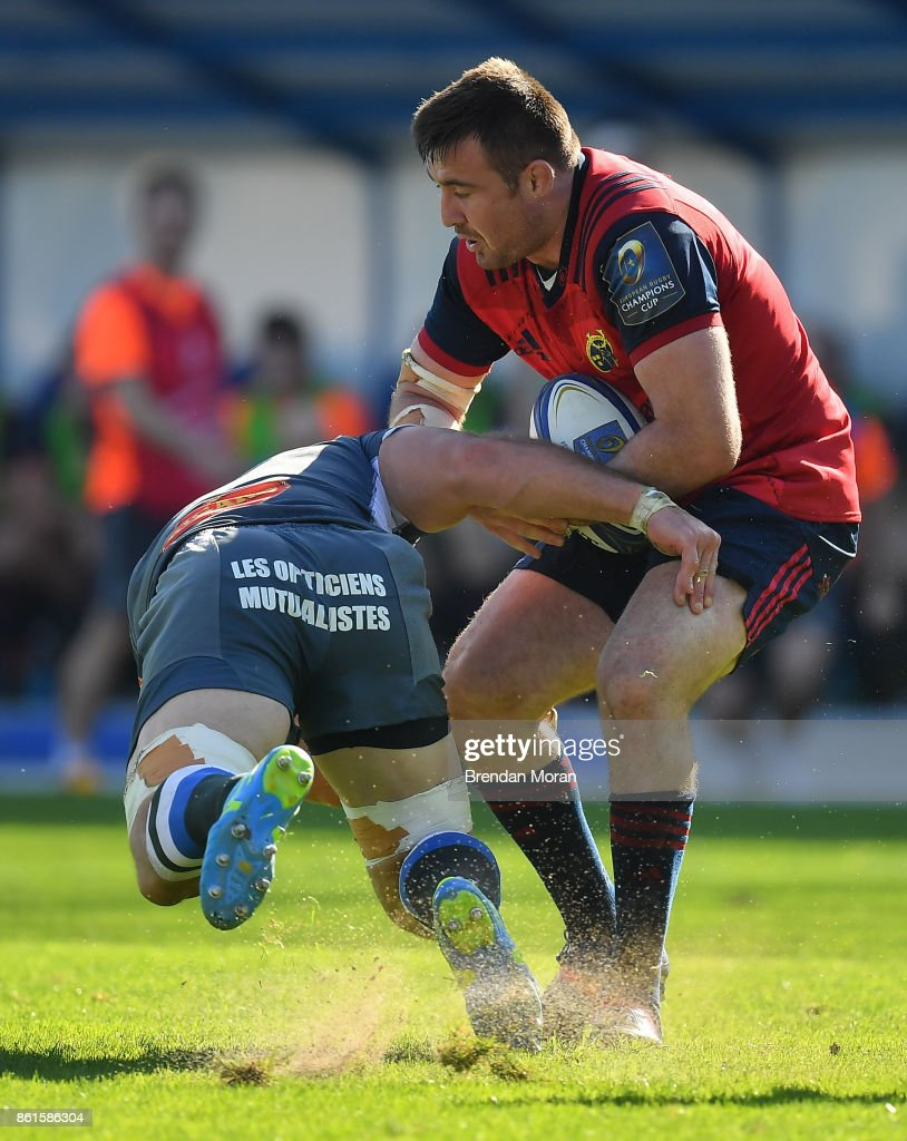Castres Olympique v Munster Rugby -  Champions Cup
