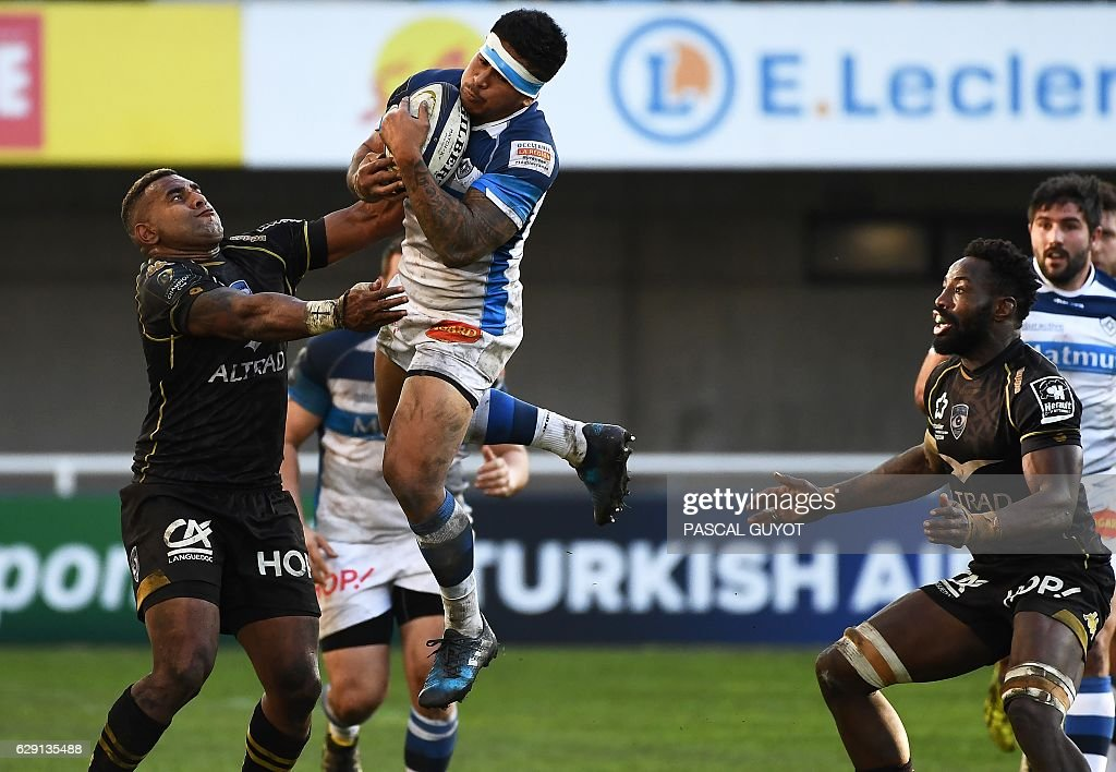 Montpellier v Castres Olympique - European Rugby Champions Cup
