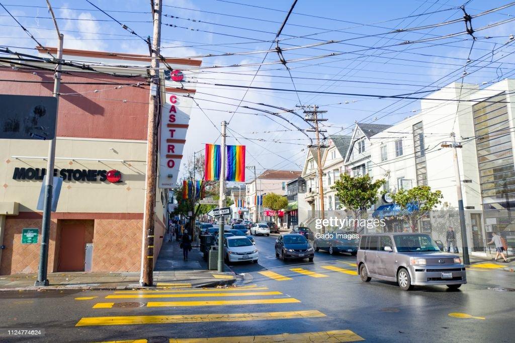 Castro District : Foto de stock