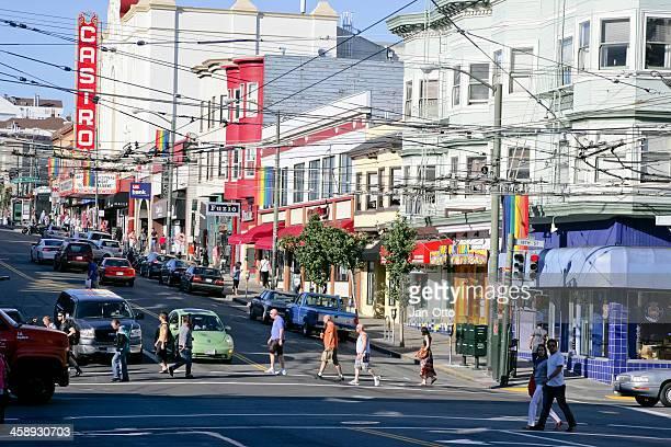 Castro Street in San Francisco