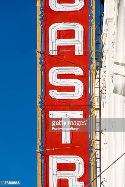 castro street - castro district stock pictures, royalty-free photos & images