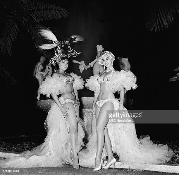 WIDE 60 'Castro's Year of Power' Episode 101 Pictured Cuban dancers during a news documentary exploring the events and achievements marking the first...