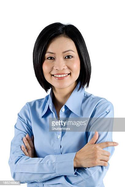 casual asian businesswoman - vietnamese ethnicity stock pictures, royalty-free photos & images
