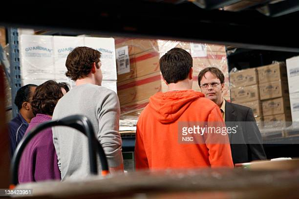 THE OFFICE Casual Friday Episode 526 Airdate Pictured Leslie David Baker as Stanley Hudson Phyllis Smith as Phyllis Lapin John Krasinski as Jim...