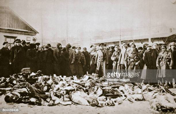 Casualties of the Red and White Armies in Siberia Russian Civil War c1918c1923 The Russian Civil War fought between the Bolshevik Red Army and a...