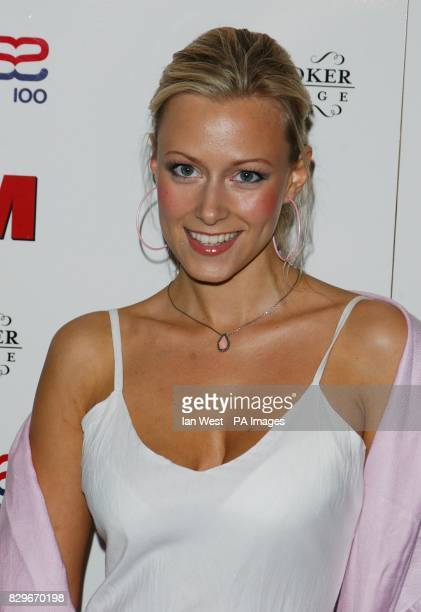 Casualty actress Leanne Wilson