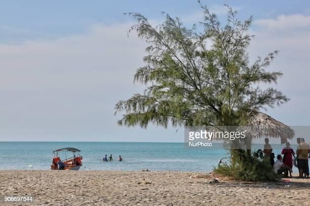 Casuarina Beach in Karainagar Sri Lanka Casuarina Beach is located on the Northern tip of the Karainagar Island off the mainland Jaffna coast...