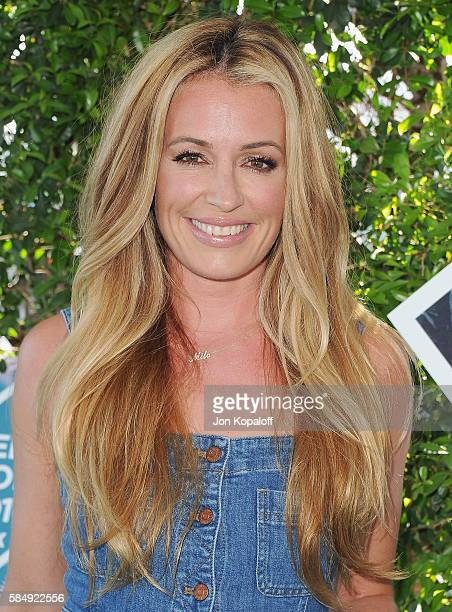 Cat Deeley arrives at the Teen Choice Awards 2016 at The Forum on July 31 2016 in Inglewood California
