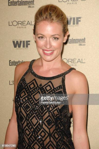 Cat Deeley attend The 2010 Entertainment Weekly and Women In Film PreEmmy Party Sponsored by L'Oreal Paris at The Sunset Marquis Hotel on August 27th...
