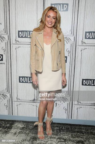 Cat Deeley attends 'Build Presents So You Think You Can Dance' at Build Studio on June 1 2017 in New York City