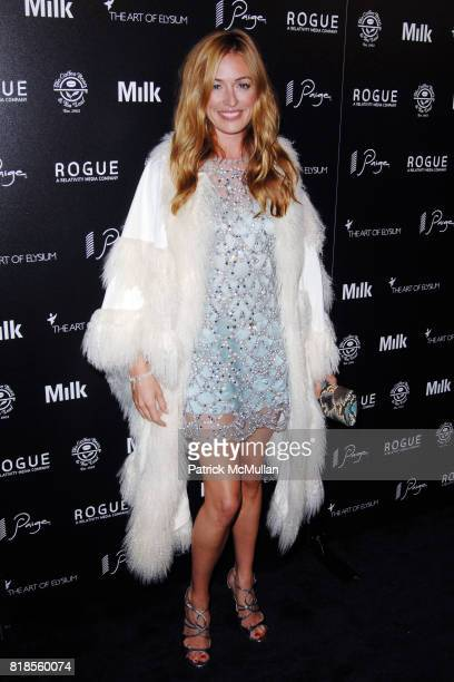 Cat Deeley attends THE ART OF ELYSIUM SECOND ANNUAL GENESIS EVENT SPONSORED BY ROGUE PICTURES PAIGE DENIM COFFEE BEAN TEA LEAF AND MILK STUDIOS at...