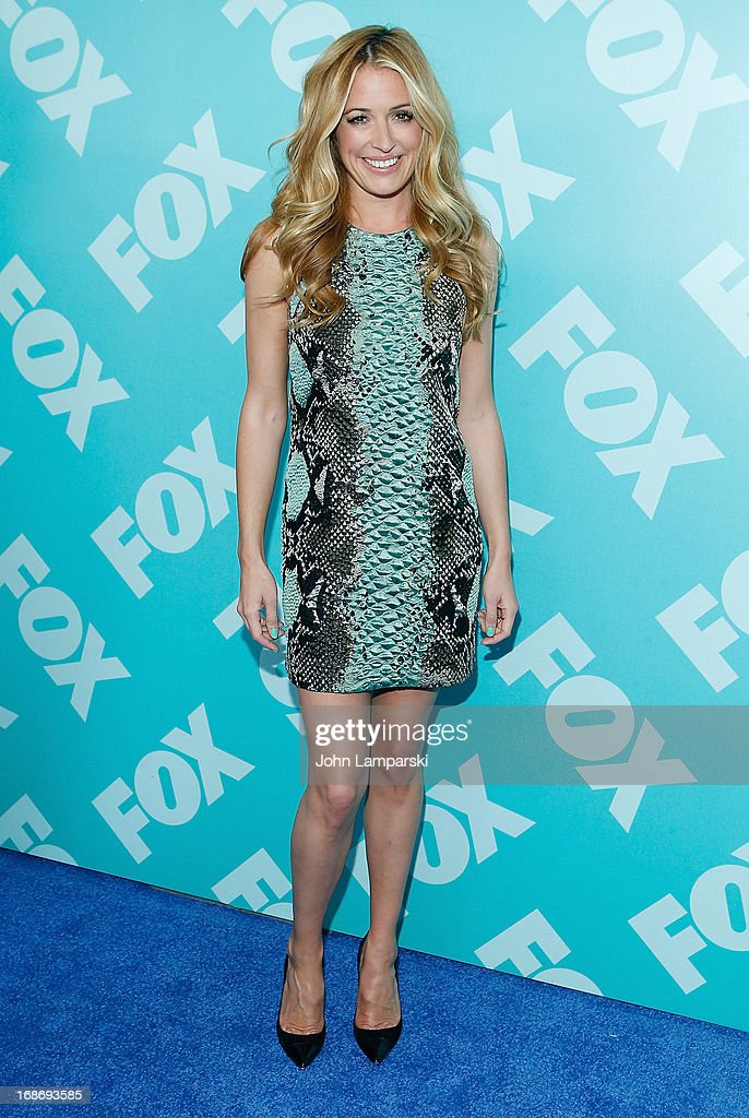 Cat Deeley attends the FOX 2103 Programming Presentation Post-Party at Wollman Rink - Central Park on May 13, 2013 in New York City.