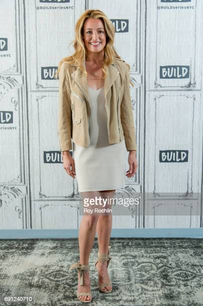 Cat Deeley discusses So You Think You Can Dance with the Build Series at Build Studio on June 1 2017 in New York City