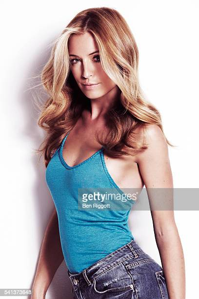Cat Deeley is photographed for Cosmopolitan Magazine on June 10 2010