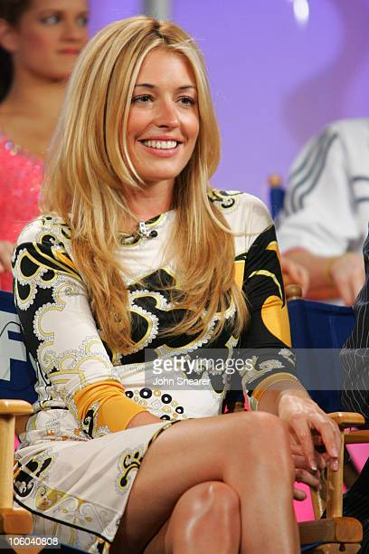 Cat Deeley of So You Think You Can Dance during Fox Summer 2006 TCA Press Tour at Ritz Carlton in Pasadena California United States