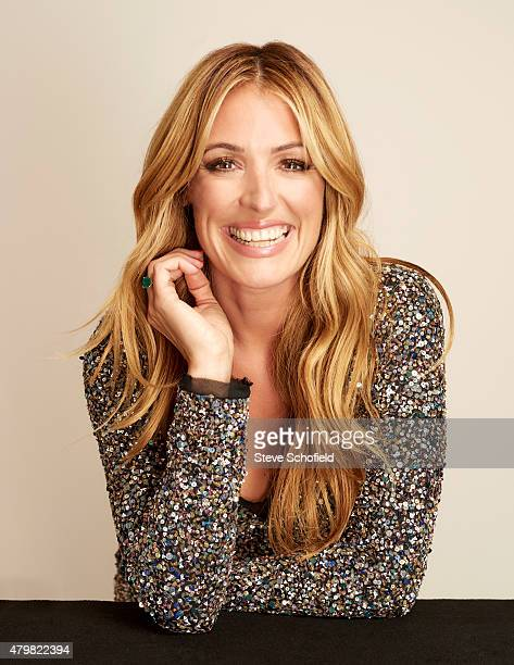 Cat Deeley poses for a portrait during the 5th Annual Critics' Choice Television Awards at The Beverly Hilton Hotel on May 31 2015 in Beverly Hills...