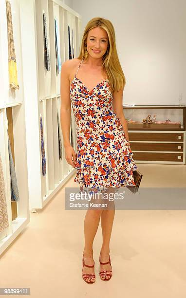 Cat Deely attends CLASSY by Derek Blasberg Book Launch on May 6 2010 in Beverly Hills California