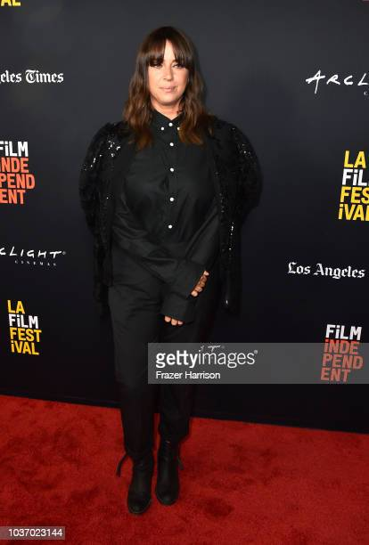 Cat Power 2018 LA Film Festival Opening Night Premiere Of 'Echo In The Canyon' at John Anson Ford Amphitheatre on September 20 2018 in Hollywood...