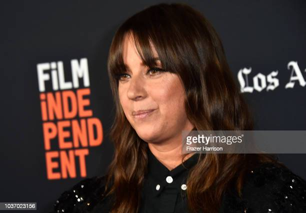 Cat Power attends the 2018 LA Film Festival Opening Night Premiere Of 'Echo In The Canyon' at John Anson Ford Amphitheatre on September 20 2018 in...