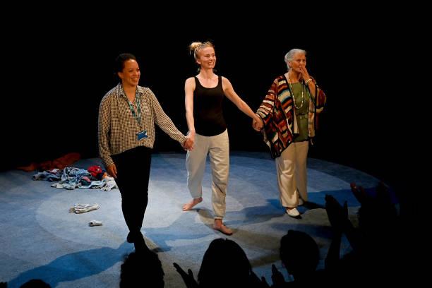 """GBR: """"Mum"""" Opening Night At The Soho Theatre"""