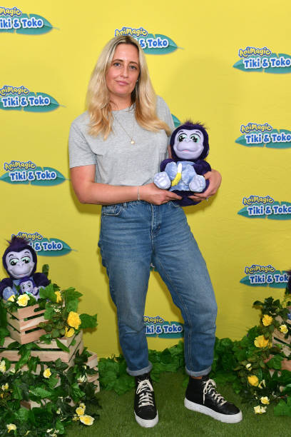 GBR: Tiki & Toko Toy Launch At London Zoo
