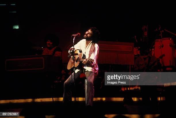 Cat Stevens in concert circa 1981