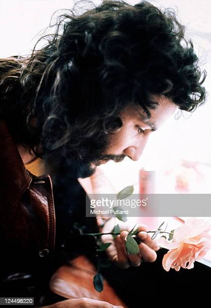 Cat Stevens portrait London 1972