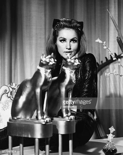 Cat woman from Batman Undated photograph