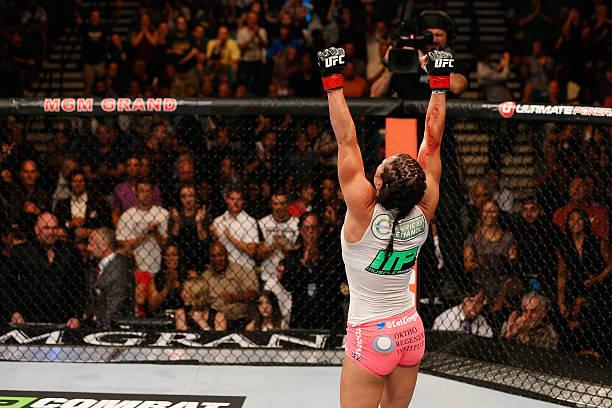 UFC 178 - Zingano v Nunes