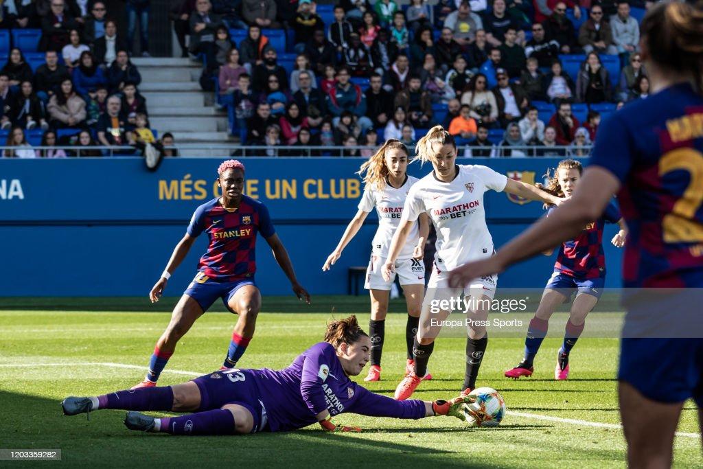 Women: FC Barcelona V Sevilla FC Femenino : News Photo