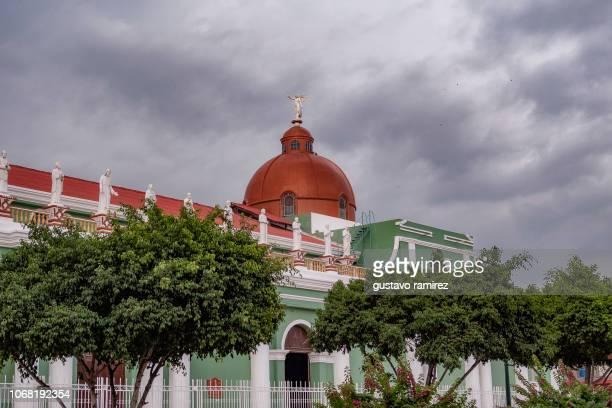 catacaos village in the city of piura in peru - mancora fotografías e imágenes de stock