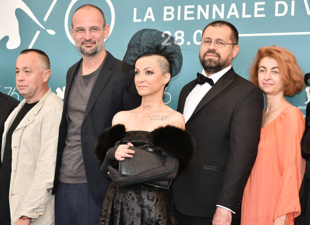 "ITA: ""Colectiv"" Photocall - The 76th Venice Film Festival"