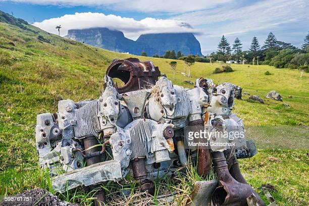 catalina crash debris - オーストラリア軍 ストックフォトと画像