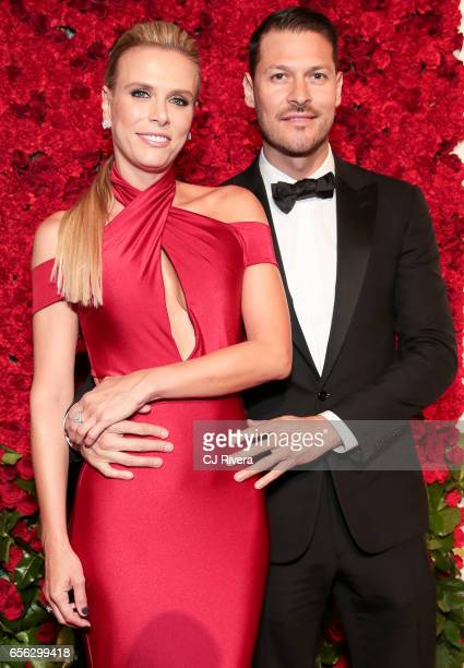 Catalina Maya and Felipe Pimiento attend the Maestro Cares Foundation's Fourth Annual Changing Lives/Building Dreams Gala at Cipriani Wall Street on...