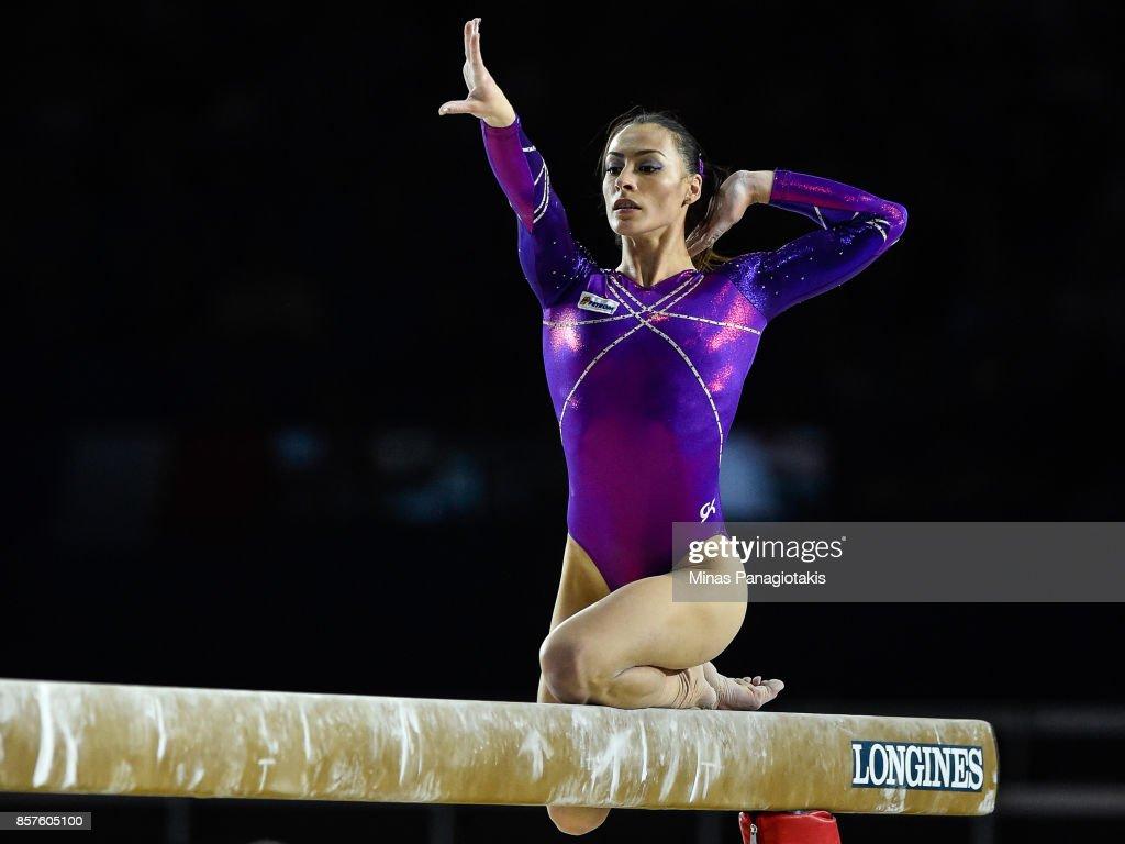 Artistic Gymnastics World Championships - Qualifications : News Photo
