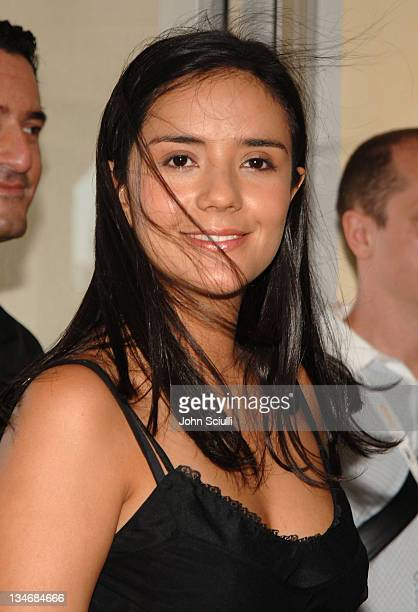 Catalina Sandino Moreno during 2006 Cannes Film Festival Fast Food Nation Photocall at Palais du Festival Terrace in Cannes France