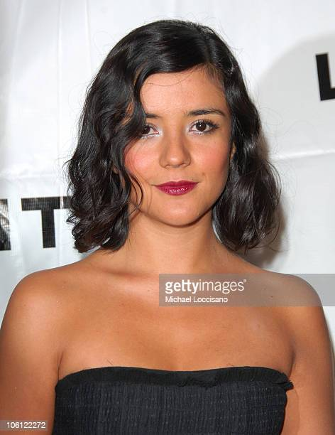 Catalina Sandino Moreno during 2006 Whitney Gala Celebrating Picasso and American Art Arrivals at The Whitney Museurmof American Art in New York City...