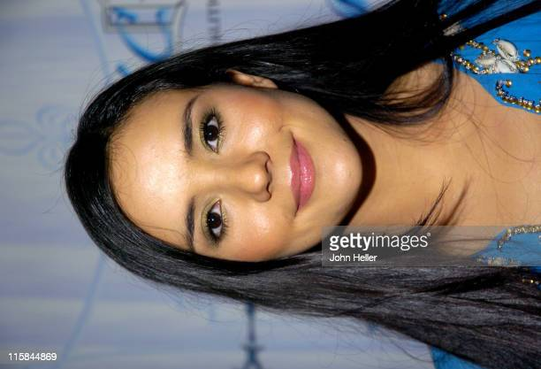 Catalina Sandino Moreno NHMC Award recipient for her Academy of Motion Picture Arts and Sciences 2005 Oscar Nomination for Outstanding Performance in...