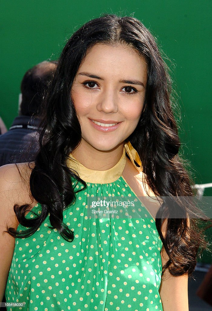 Catalina Sandino Moreno, nominee Best Female Lead for 'Maria Full of Grace'