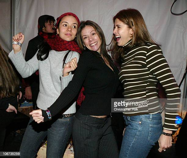 Catalina Sandino Moreno Patricia Rae and Guilied Lopez *Exclusive*