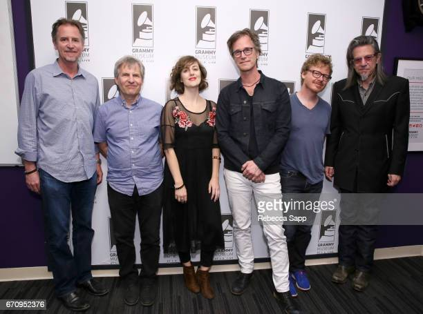 Catalog Management and Development at Concord Music Group Sig Sigworth, musicians Chris Stamey, Skylar Gudasz and Dan Wilson, director Benno Nelson...