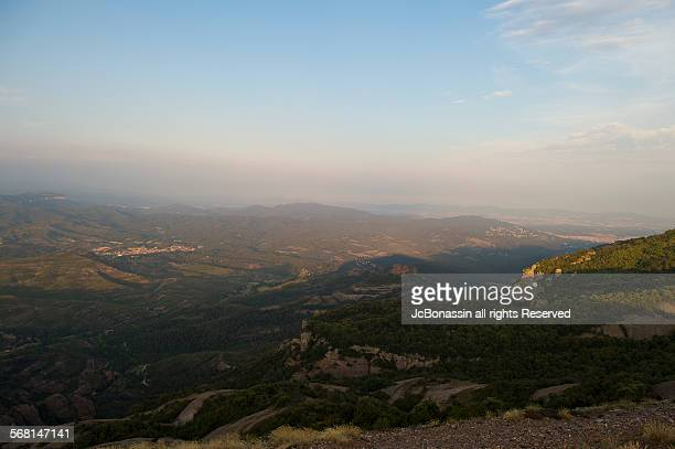 catalonia landscape spain - jcbonassin stock pictures, royalty-free photos & images