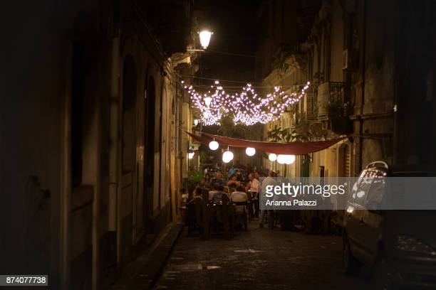 catania - catania stock photos and pictures