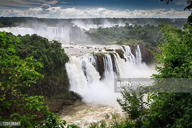 Cataratas del Iguazu, Brazilian side view