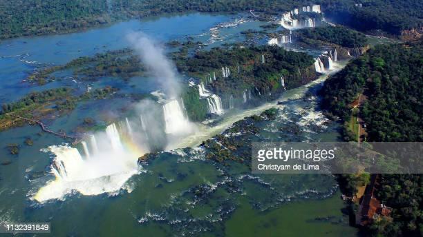cataratas do iguaçu - cataratas del iguazú - イグアス滝 ストックフォトと画像